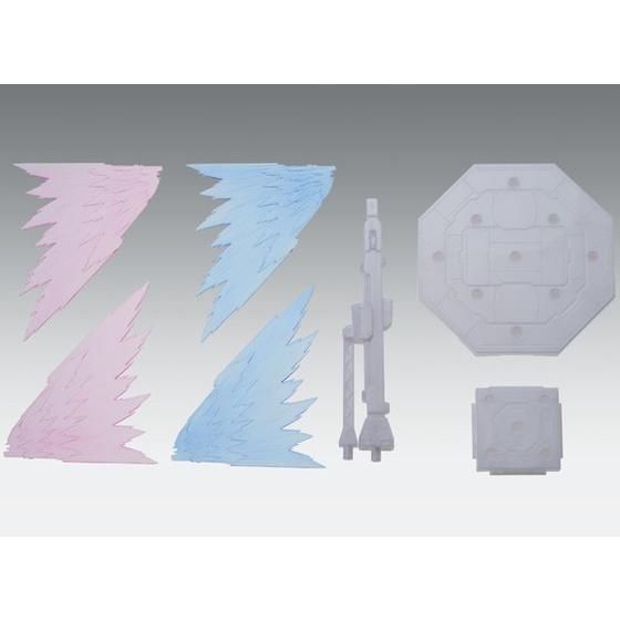 "MG 1/100 V2ガンダム Ver.Ka用 拡張エフェクトユニット ""光の翼""【3次:2016年4月発送】"