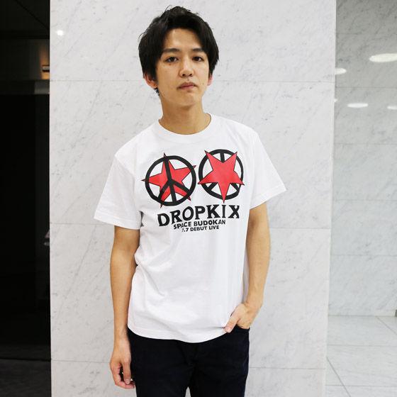 スペース☆ダンディ DROPKIX Tシャツ[プレミアムバンダイ限定販売]