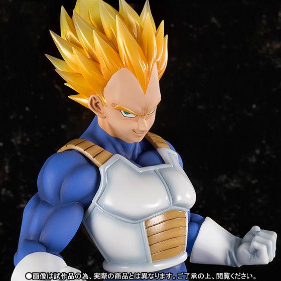 フィギュアーツZERO EX スーパーサイヤ人 ベジータ