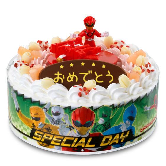 キャラデコ スペシャルデー 動物戦隊ジュウオウジャー(5号サイズ)