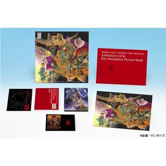 �@����m�K���_�� THE ORIGIN III Blu-ray Disc Collector�fs Edition�y������萶�Y�z������\����T�F���R�}�t�B�����t����