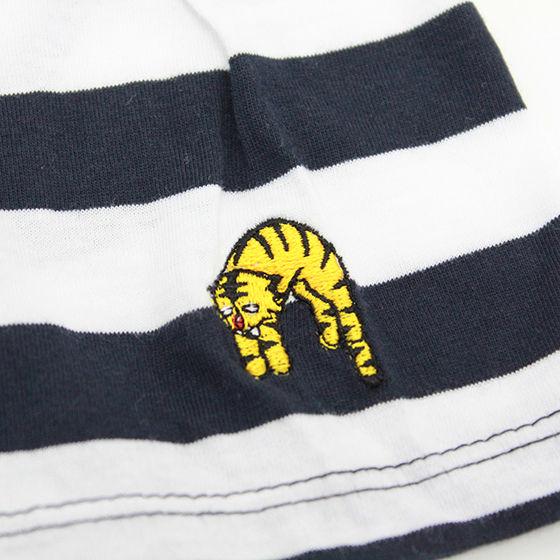 【2次受注】TIGER&BUNNY The Rising × HTMLコラボ ボーダーTシャツ【特典なし】