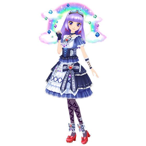 AIKATSU!STYLE for Lady プレミアムタイツ グロウスドロシーレッドパンプス