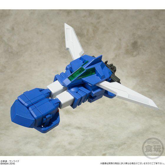 スーパーミニプラ 戦闘メカ ザブングル(4個入)