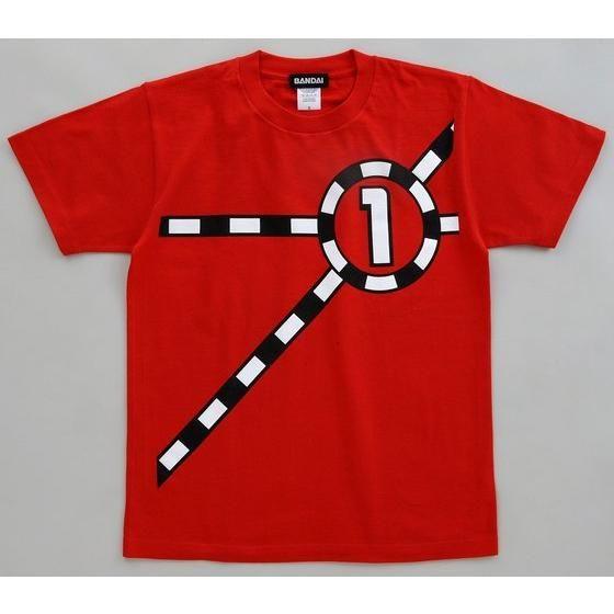 烈車戦隊トッキュウジャー トッキュウ1号 Tシャツ