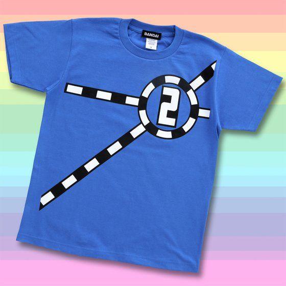 烈車戦隊トッキュウジャー トッキュウ2号 Tシャツ