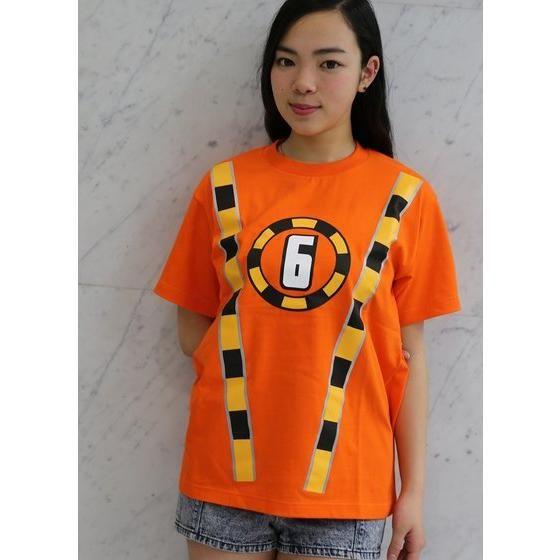 烈車戦隊トッキュウジャー トッキュウ6号 Tシャツ