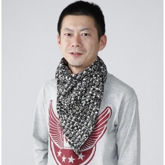動物戦隊ジュウオウジャー ジュウオウイーグル/風切大和 スカーフ