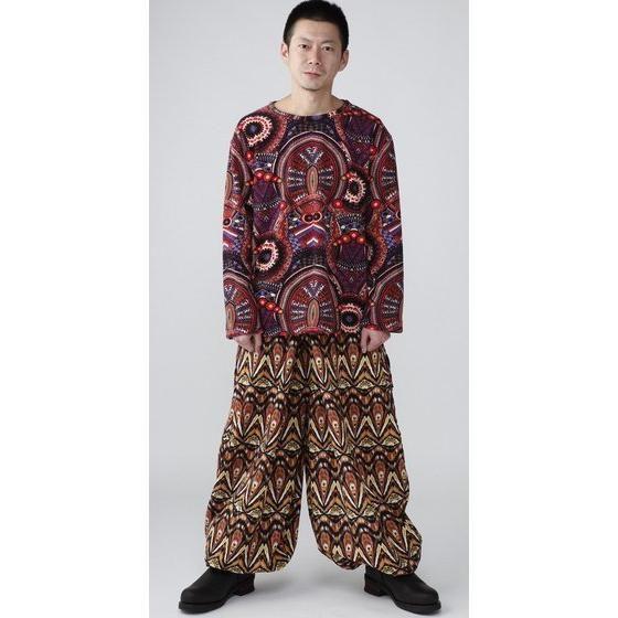 動物戦隊ジュウオウジャー ジュウオウライオン/レオ 長袖Tシャツ