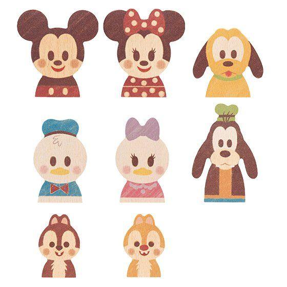 Disney|KIDEA<ミッキー&フレンズ> set