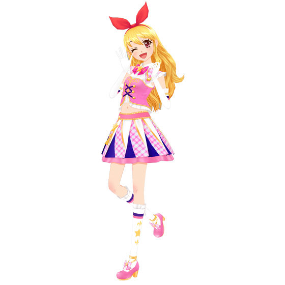 AIKATSU!STYLE for Lady�@�p���[�h�~���[