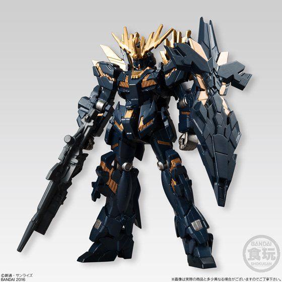 機動戦士ガンダム ASSAULT KINGDOM EX10 ユニコーンガンダム&バンシィ