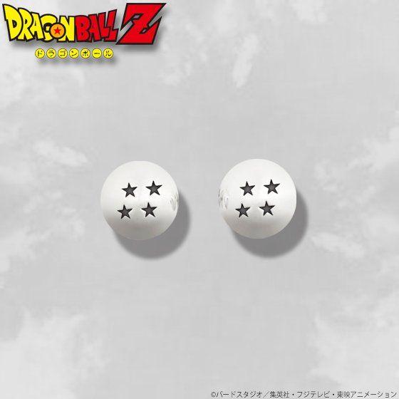 ドラゴンボールZ 四星球Silver925ピアス