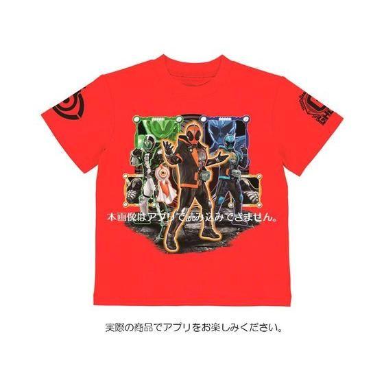 仮面ライダーゴースト ヒーロートモダTシャツ
