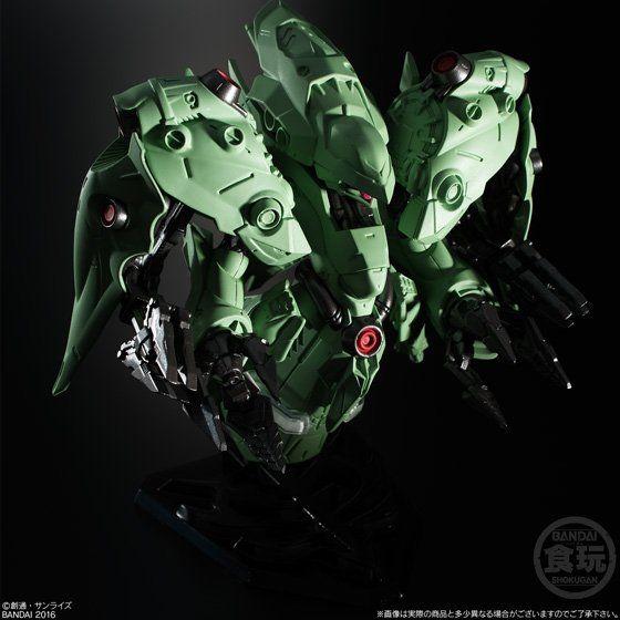 FW GUNDAM CONVERGE EX12 ノイエ・ジール/0083最終決戦オプションセット 同時購入セット【プレミアムバンダイ限定】