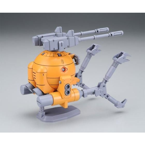 HGUC 1/144 ボールK型(第08MS小隊版)&ボール(シャークマウス仕様)【再販】