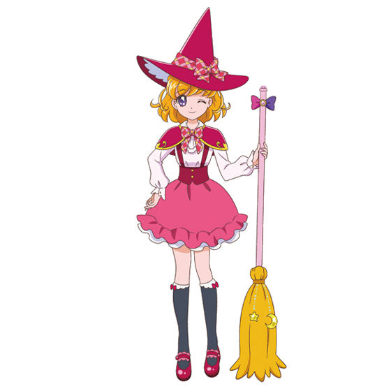 魔法つかいプリキュア!魔法学校制服