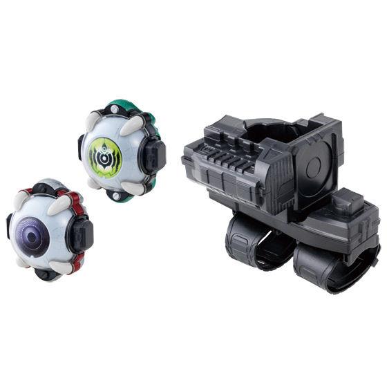 【6000個限定】仮面ライダーゴースト DX眼魔アイコン&プロトメガウルオウダー
