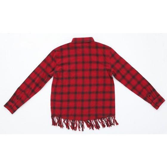動物戦隊ジュウオウジャー ジュウオウイーグル/風切大和 フリンジ付きシャツ