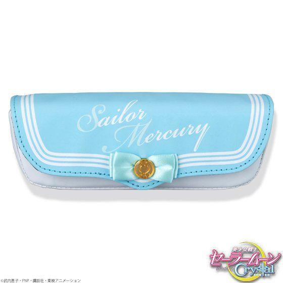 美少女戦士セーラームーンCrystal×JINS×BANDAI セーラーマーキュリーモデル オリジナルケース+セリートセット