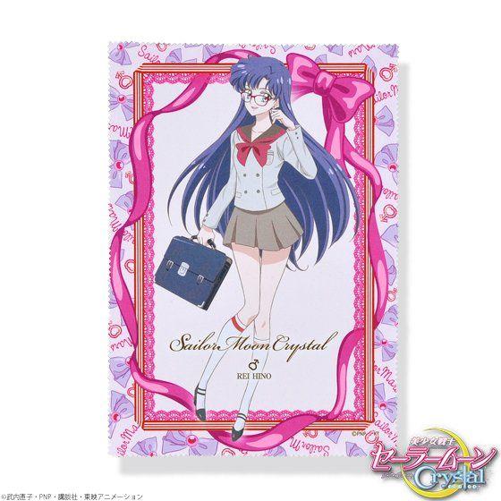 美少女戦士セーラームーンCrystal×JINS×BANDAI セーラーマーズモデル オリジナルケース+セリートセット