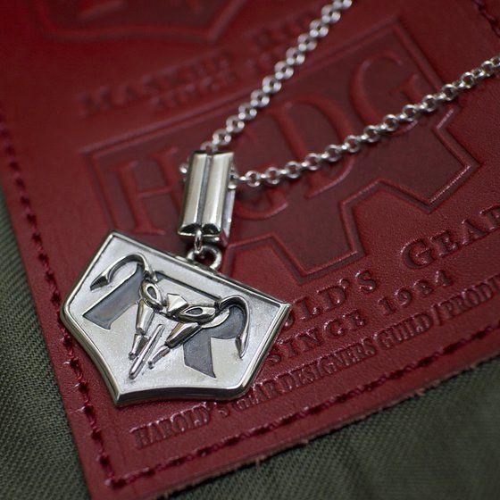 仮面ライダー×ハロルズギアDG コラボ silver925ペンダント タチバナレーシングモデル