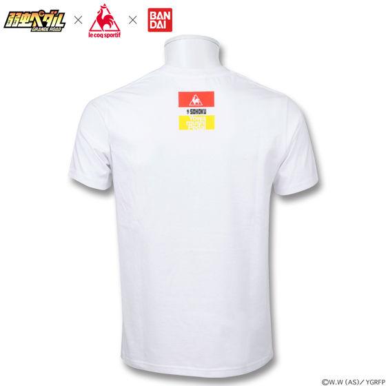 ルコックスポルティフ 弱虫ペダルコラボTシャツ
