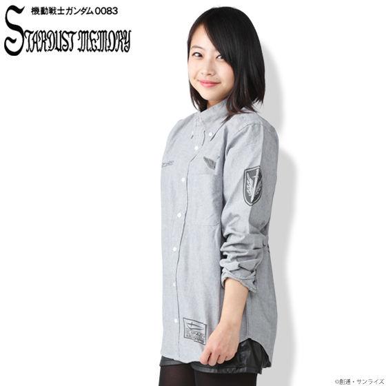 機動戦士ガンダム0083 STARDUST MEMORY OX BDシャツ アルビオン隊
