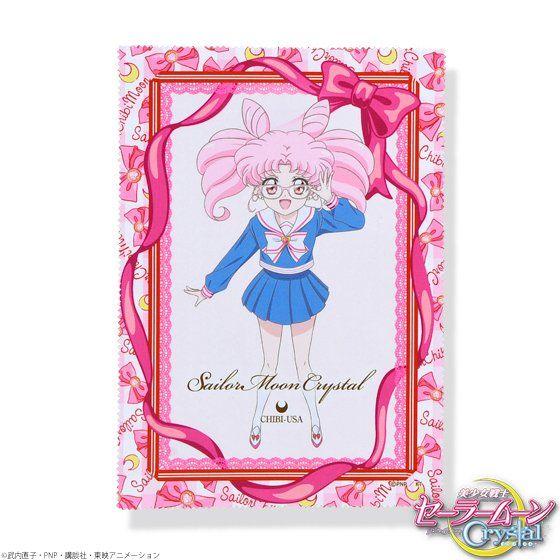 [8月お届け]美少女戦士セーラームーンCrystal×JINS×BANDAI セーラーちびムーンモデル オリジナルケース+セリートセット