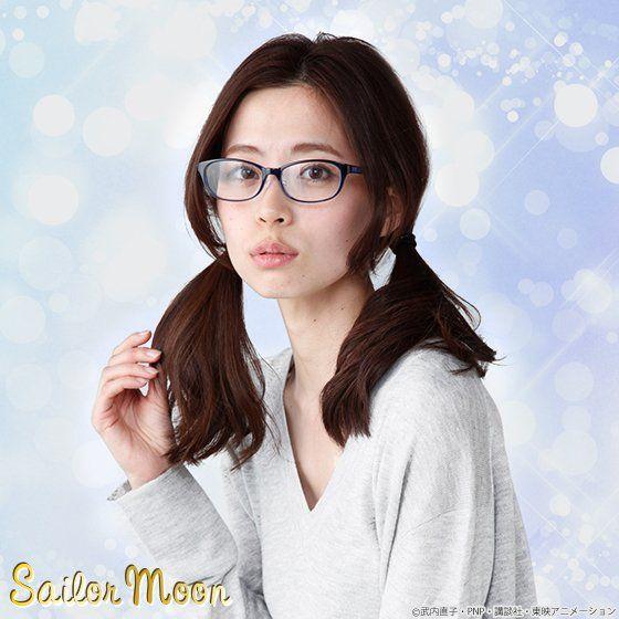 [8月お届け]美少女戦士セーラームーンCrystal×JINS×BANDAI セーラームーンモデル オリジナルケースセット