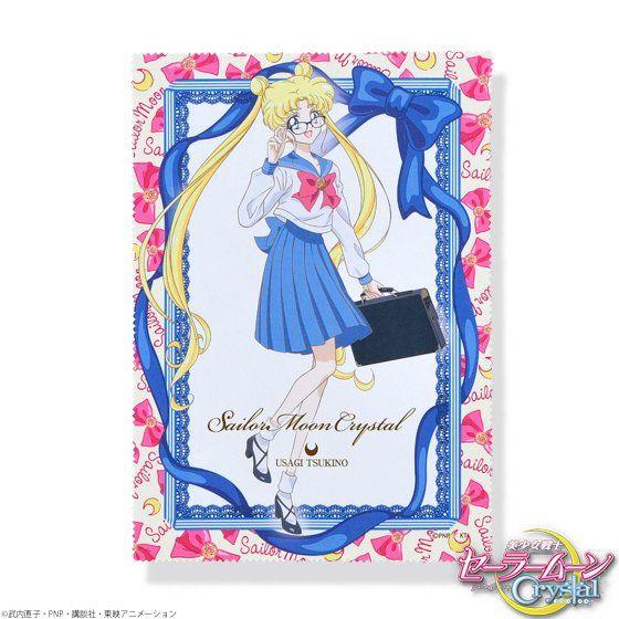 [8月お届け]美少女戦士セーラームーンCrystal×JINS×BANDAI セーラームーンモデル オリジナルケース+セリートセット