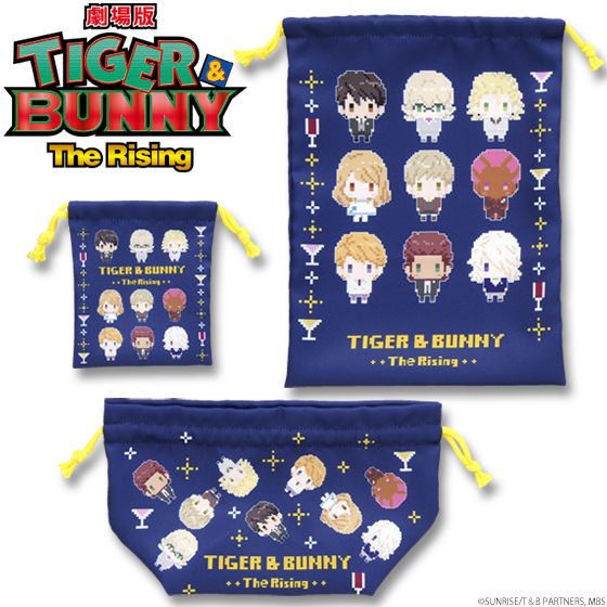�����TIGER & BUNNY -The Rising-�@�h�b�g�r�b�g�@��3�_�Z�b�g�@������