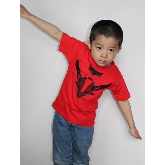 動物戦隊ジュウオウジャー 「ジュウオウイーグル」Tシャツ こども用