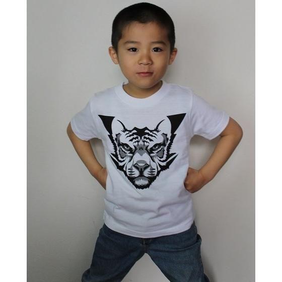 動物戦隊ジュウオウジャー 「ジュウオウタイガー」Tシャツ こども用
