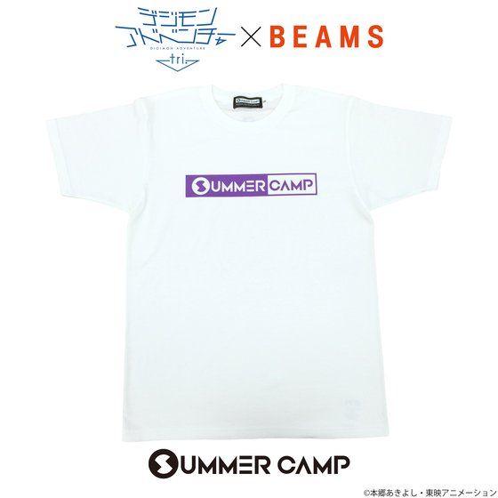 �f�W�����A�h�x���`���[tri. SUMMER CAMP T�V���c(�p�[�v��)