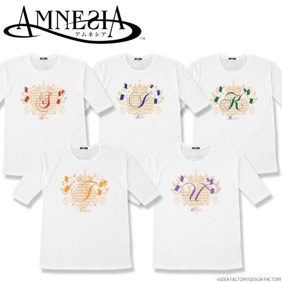 AMNESIA 7分袖Tシャツワンピース