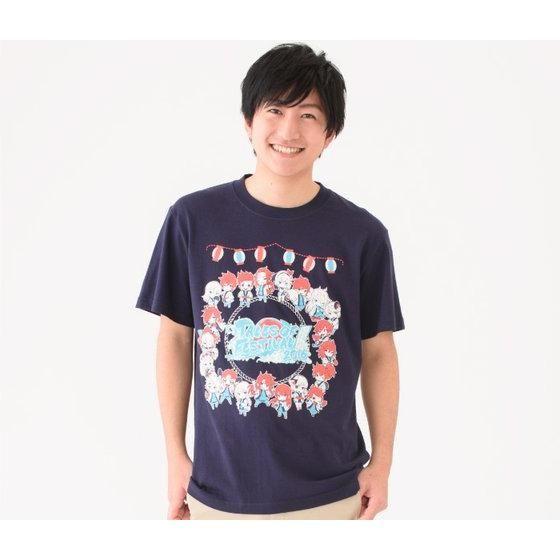 テイルズ オブ フェスティバル 2016 祭りだ集合!Tシャツ(紺)