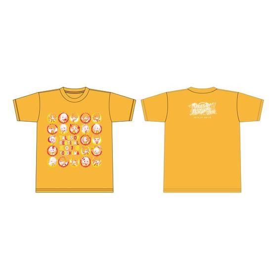 テイルズ オブ フェスティバル 2016 祭りだ集合!Tシャツ(橙)