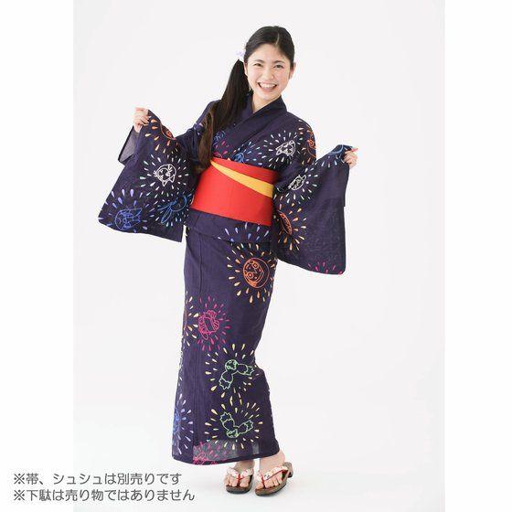 『テイルズ オブ』シリーズ 浴衣(マスコット花火)