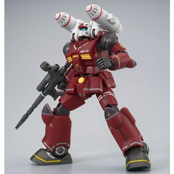 HGUC 1/144 ガンキャノン(21stCENTURY REAL TYPE Ver.)