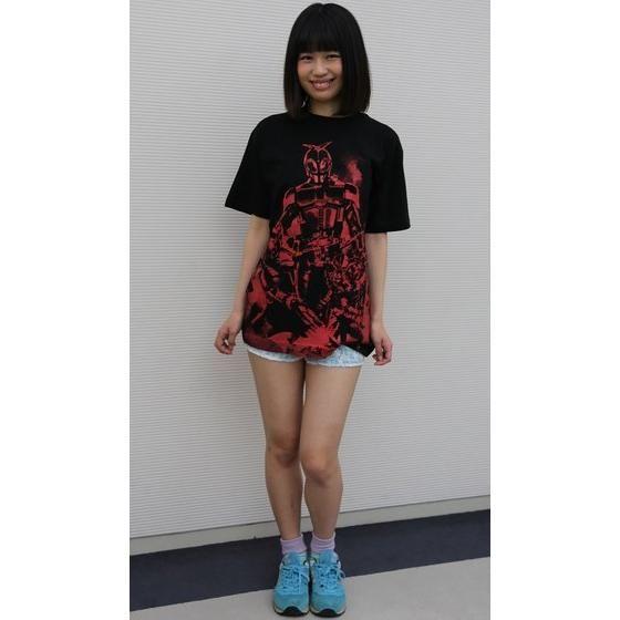 菅原芳人計画 仮面ライダーカブト マスクドライダーシステムTシャツ