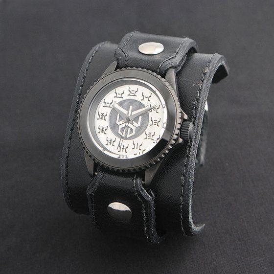 ���ʃ��C�_�[�N�E�K �~ Red Monkey designs Collaboration Wristwatch Silver925 High-End Model