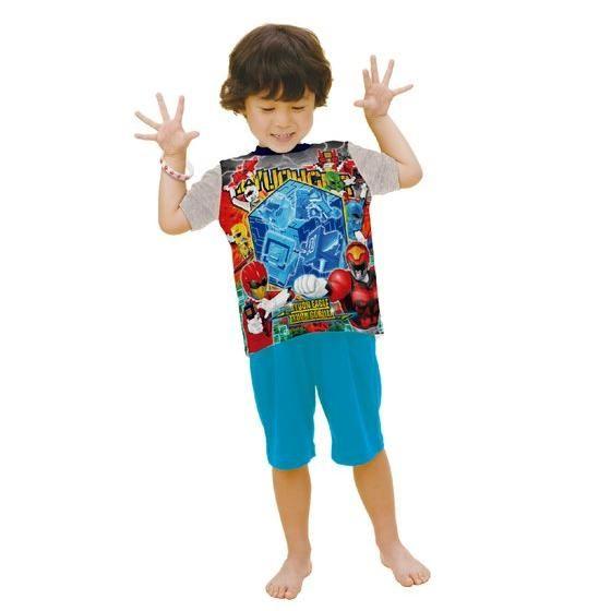 動物戦隊ジュウオウジャー 勇気がでる!光るパジャマ