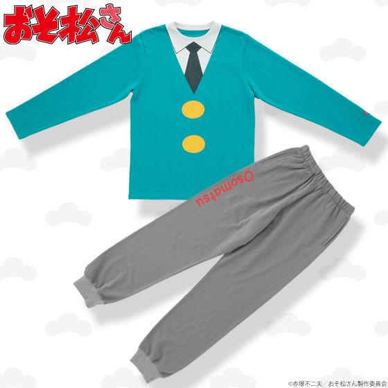 おそ松さん 松野家6つ子なりきりルームウェア