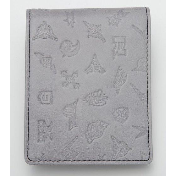 ウルトラマンシリーズ放送開始50年記念 本革二つ折り財布