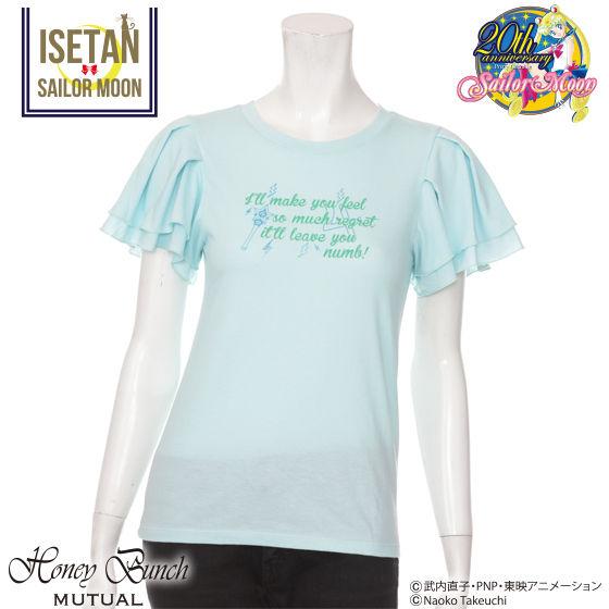 【Honey Bunchコラボ】美少女戦士セーラームーン セーラー戦士Tシャツ