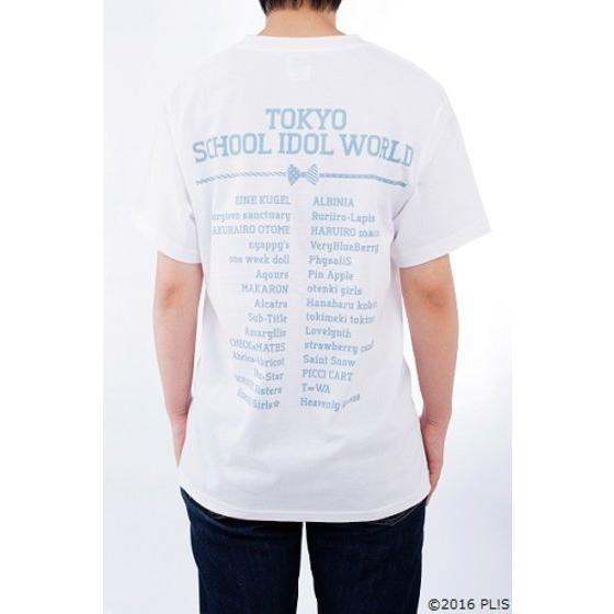 【浦の星女学院購買部】ラブライブ!サンシャイン!! #7 〜いざTOKYO!TOKYO SCHOOL IDOL WORLD Tシャツ〜
