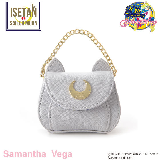 【Samantha Vegaコラボ】美少女戦士セーラームーン  ダイアナフェイクレザーミニバッグ