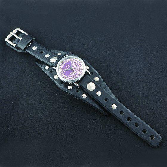 ���ʃ��C�_�[�h���C�u�@�`�F�C�X�~ red monkey designs  Collaboration Wristwatch Silver925 High-End Model