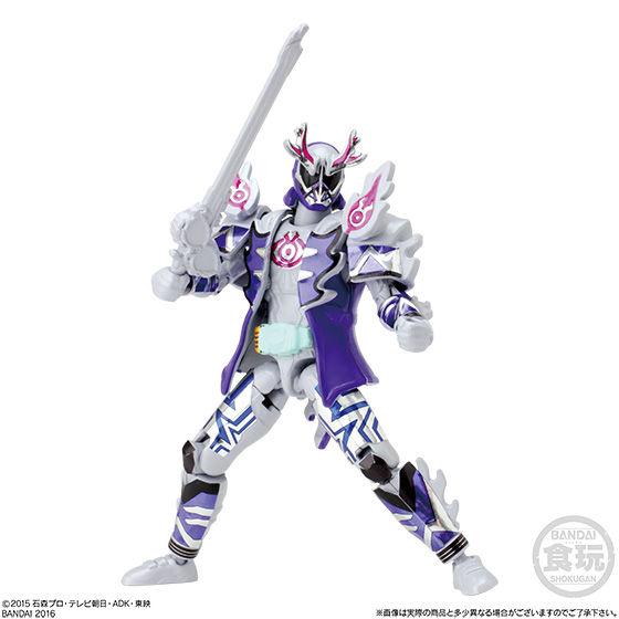 仮面ライダーゴースト ガンガンアクション魂4(10個入)